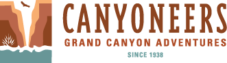 Canyoneers – The oldest Grand Canyon rafting company on the Colorado River Logo